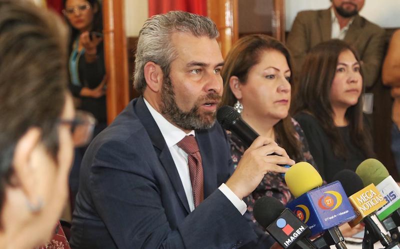 Ramírez Bedolla dijo confiar en que los diputados serán congruentes y se impondrá la voluntad de construir un amplio acuerdo para ajustar a la baja el presupuesto que ejercerá el Congreso del Estado el próximo año