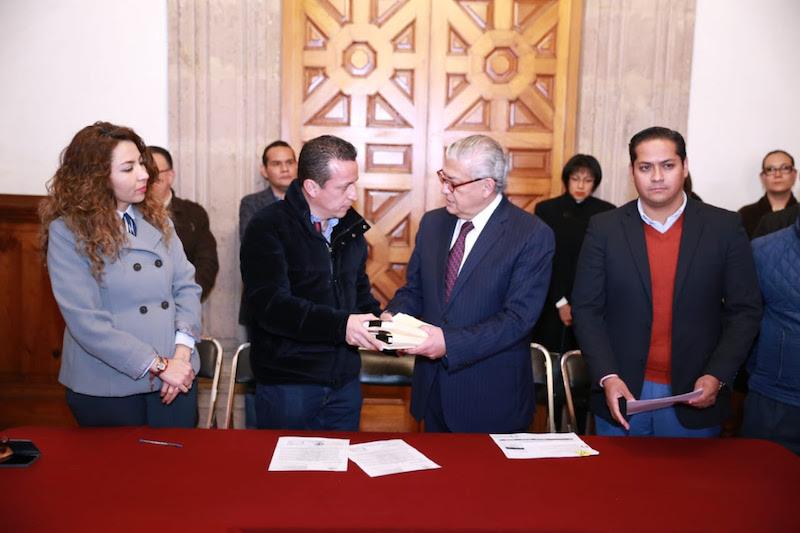 Es un presupuesto mesurado y acorde a la capacidad financiera del estado, afirma el secretario de Finanzas y Administración, Carlos Maldonado