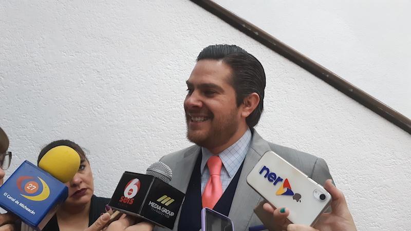 Orihuela Estefan señaló que los tiempos actuales son de austeridad y de incrementar los recursos propios del estado