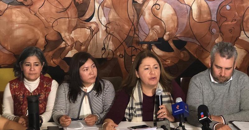 La opacidad y la mentira son los argumentos del gobierno de Michoacán para asfixiar al pueblo, acusa la ahora morenista Cristina Portillo