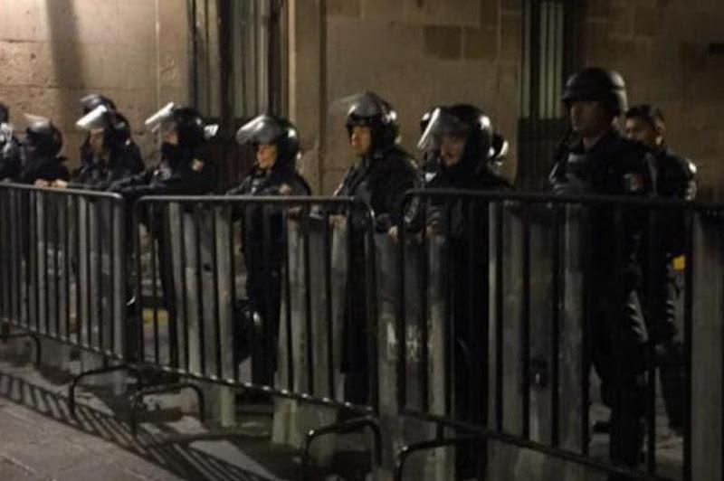 Este dispositivo tiene el fin de evitar afectaciones a terceros y garantizar el orden social, evitando disturbios
