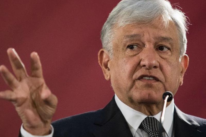 El único evento público de López Obrador en Morelia está programado para las 16:00 horas en Palacio Federal