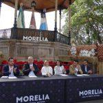 El Arzobispo de Morelia propuso a los presentes seguir comprometidos con la construcción de la Paz, a crear un ambiente de armonía y unidad, que nos permita un México justo reconciliado y en tranquilidad, como lo es una Cabalgata de Reyes Magos