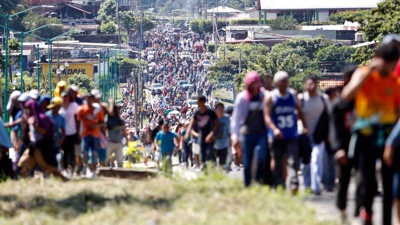 """Juan Manuel Gastélum había asegurado que entre los inmigrantes centroamericanos hay """"mariguanos"""" y personas violentas que ponen en riesgo la seguridad de los habitantes"""