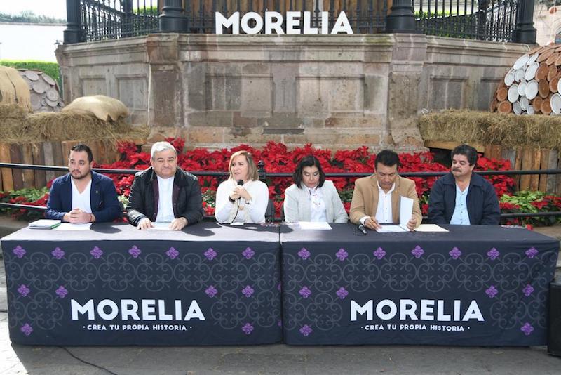 El 6 de enero en la Plaza Valladolid se partirá la Rosca de Reyes para 12 mil personas