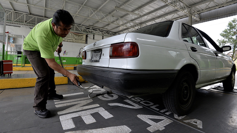 En Michoacán, habrá dos modalidades para la realización de la verificación vehicular