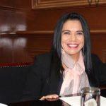 A pesar de que Wilma Zavala se asumió desde esa fecha como diputada independiente, este 3 de enero, en el marco de la visita de López Obrador a la ciudad de Morelia, emitió el siguiente posicionamiento