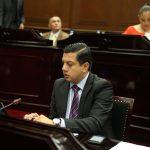 Desde el Congreso se legislará en beneficio de las mujeres: Óscar Escobar Ledesma