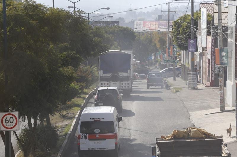 Michoacán, el quinto estado con peor calidad del aire en el país; no podemos aplazar más estas medidas que benefician a todas y todos: Ricardo Luna