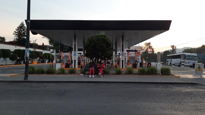 Prieto Gómez se dijo a favor de combatir el robo de combustibles, sin embargo, señaló que antes de cerrar los ductos de Pemex se debió haber garantizado el abasto