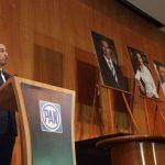 La dirigencia nacional del PAN convocó a los panistas a honrar la memoria de las víctimas ganando otra vez la elección de Puebla.