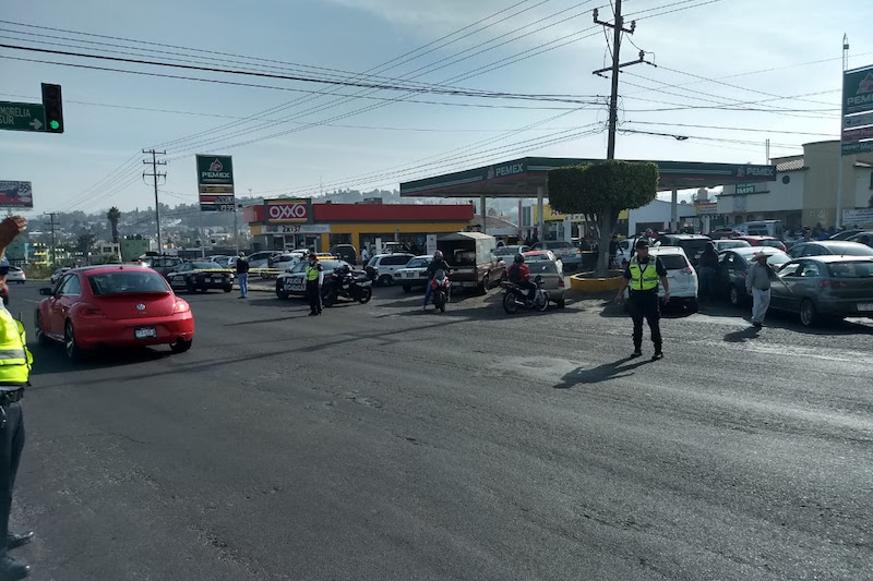 La SSP exhorta a la ciudadanía a tomar previsiones ante el desabasto de combustible que se presenta en distintos puntos del territorio estatal