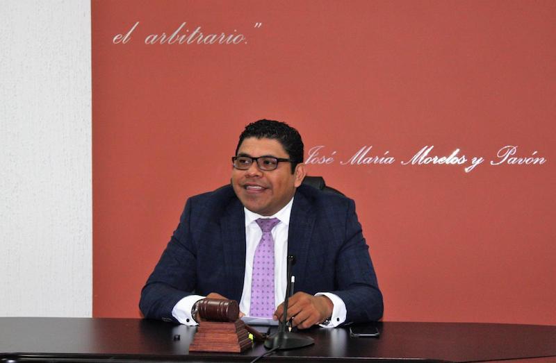 A la par, Sergio Mecino se mantendrá al frente de la Sala Especializada Anticorrupción que ha venido ocupando desde el 28 de marzo del 2018