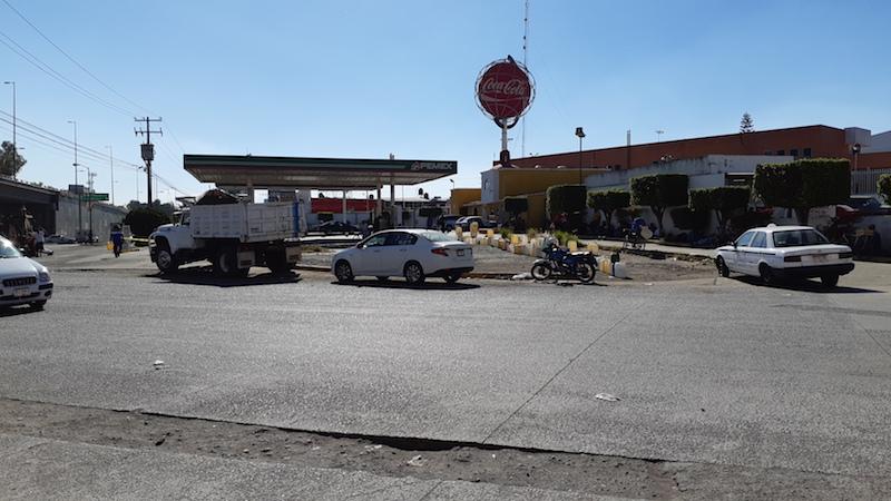 López Obrador asegura que ha sido un éxito su estrategia contra el robo de combustible, que no hay escasez de gasolinas y que Pemex sigue suministrando hidrocarburos al 95% de las estaciones de servicio en el país