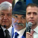 """Sus ocurrencias pintan de cuerpo completo al denominado """"líder social"""" que se destapó para la gubernatura de Michoacán, lo cual me daría mucha risa si no fuera porque en política están pasando cada vez cosas más raras"""