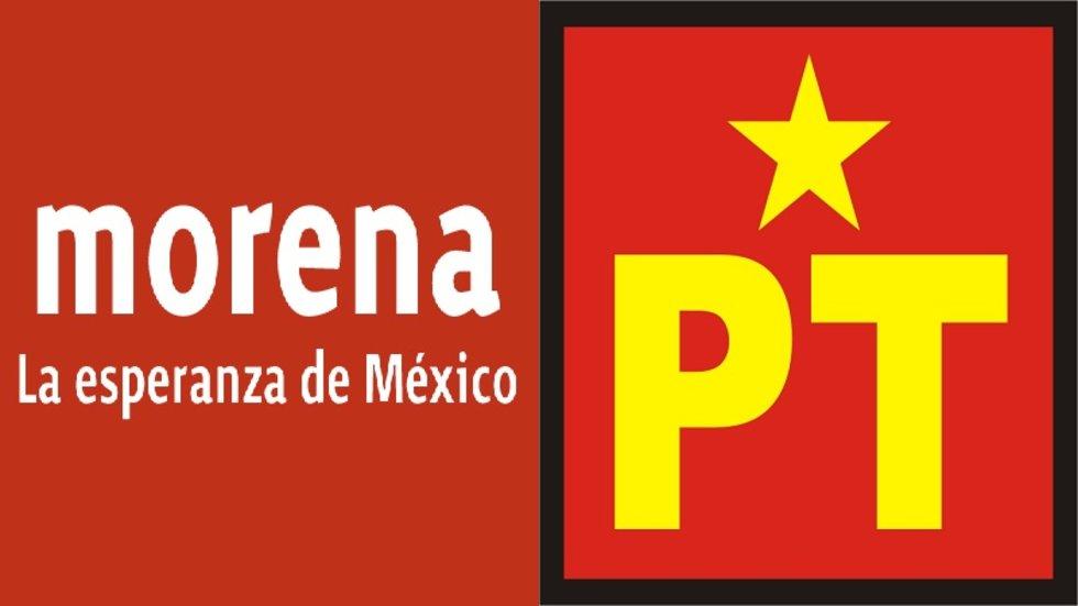 Los representantes de los partidos del Trabajo y Morena exhortan a la población del estado a ser solidaria con el Gobierno Federal, haciendo valer su sentido común
