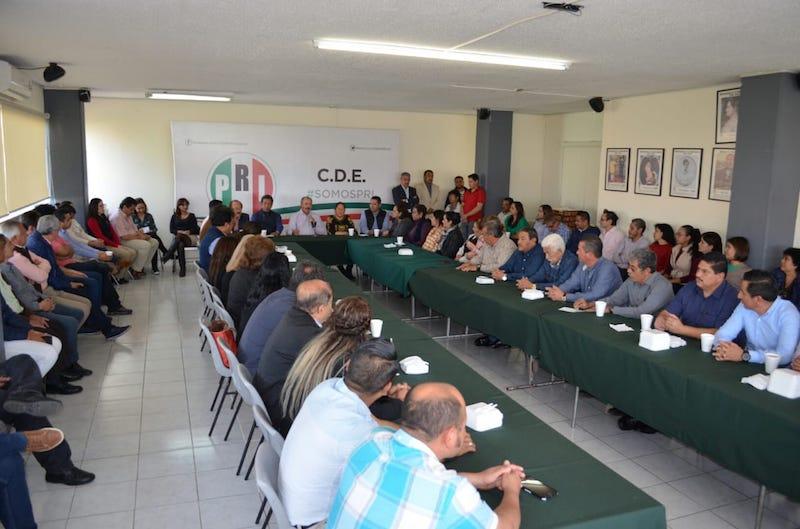 """Víctor Silva recordó que en septiembre del 2020 arranca el nuevo proceso electoral de Michoacán """" y nuestro partido nos exige un gran ejercicio de unidad, de trabajo y de solidaridad"""""""