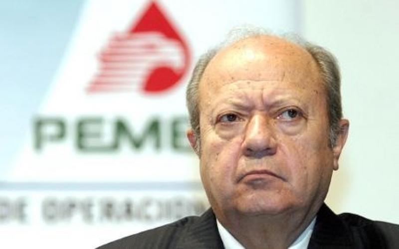 """Romero Deschamps remató diciendo: """"El gobierno está haciendo lo correcto"""". """"El sindicato petrolero apoya el cambio""""."""