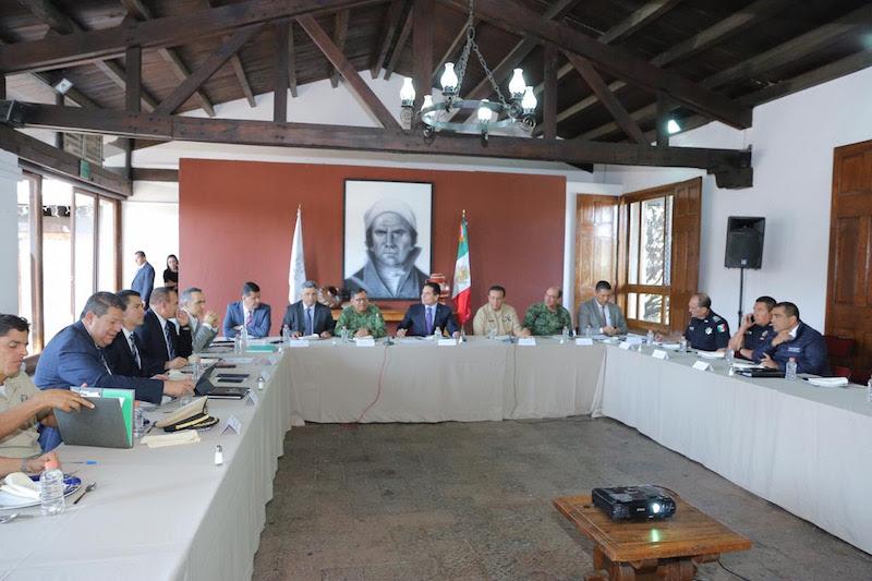 Sólo a través de la coordinación real de Estado, Federación y Municipios se obtienen los resultados esperados, sostiene