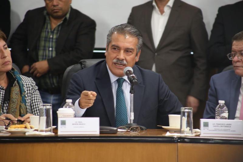 Raúl Morón lanzó un llamado a que en cualquier medida que se aplique, deberá prevalecer el respeto a los derechos humanos, apartado que deberá de ser prioritario en el rediseño de la Guardia Nacional