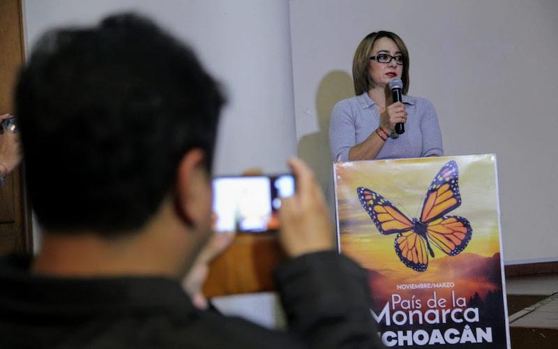 Claudia Chávez abundó que, al cierre del año recién concluido, las 7 regiones turísticas del estado mostraron un incremento sin precedente en la recepción de turistas y visitantes respecto al 2017
