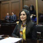 Araceli Saucedo dijo que la apuesta de la bancada es que la Fiscalía sea una institución efectiva y eficiente