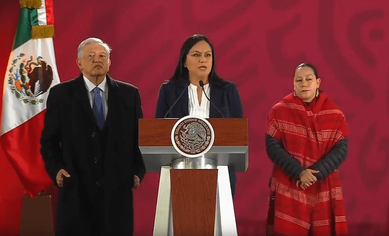 Albores subrayó que en México hay siete millones de personas con discapacidad. De éstas, tres millones son adultos mayores que serán atendidas en el esquema de pensión para adultos mayores.
