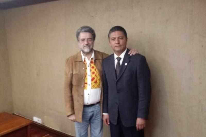 Cárdenas Navarro refrendó que su compromiso es resolver las necesidades financieras de la institución sin descuidar su calidad educativa