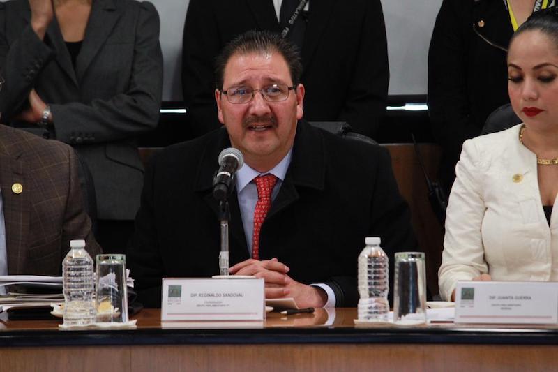 Sandoval Flores reiteró que las complicaciones en el suministro de gasolina son temporales