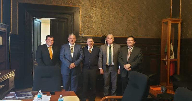 Gestionan estabilidad financiera para el nivel medio superior de Michoacán