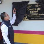 A petición de la ciudadanía y del alcalde de Álvaro Obregón, compromete el gobernador de Michoacán la construcción de un Panteón y un Telebachillerato en la comunidad de La Mina