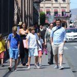 Paseantes de Estados Unidos, los que más prefieren viajar a Michoacán