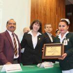 Premia IMSS excelencia laboral y en la atención del personal de enfermería, en acto delegacional conmemorativo del día de la enfermera