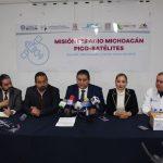 En conferencia de prensa, el Director General del ICTI, José Luis Montañez, puntualizó que las y los estudiantes definirán el proceso de la misión, ensamblaje del equipo, análisis de datos, lanzamiento y recuperación del equipo