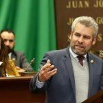 Ramírez Bedolla recalcó que los legisladores de Morena, en coordinación con diputados del PT, trabajan en el análisis de rutas jurídicas y formulación de recursos legales orientados a revertir la creación de nuevos impuestos