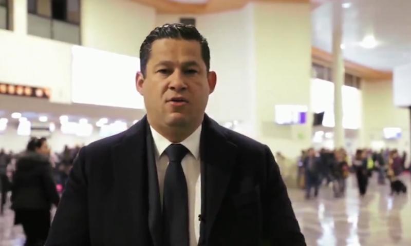 Rodríguez Vallejo se reunirá con distintas empresas para definir el plan para que el combustible llegue a la terminal de almacenamiento de Mobil, ubicada en San José Iturbide