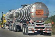 """""""La pipa que se robaron el día de hoy fue sobre una carretera federal, que es la autopista Guadalajara-León-Aguascalientes-México, es un tramo federal"""", señaló Héctor Álvarez, presidente Municipal de Zapotlanejo"""