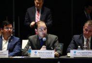 La vía para combatir la inseguridad debe ser civil, no militar, señaló Cortés Mendoza