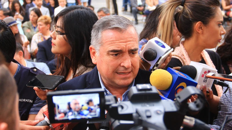 La Fucidim resaltó la estrategia y visión que se ha tenido en el Gobierno de Michoacán para priorizar este tema poner en operación o construcción unidades administrativas y policiales