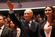 Con la elección, Gertz Manero se convierte en el primer titular de la Fiscalía General de la República (FGR) por un lapso de nueve años, de acuerdo con la Ley Orgánica de la institución