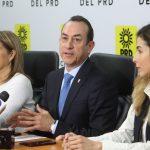 Necesario fortalecer los cuerpos policiales de estados y municipios: Soto Sánchez