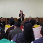 Soto Sánchez llama a retomar los principios y valores para consolidarse como una opción política
