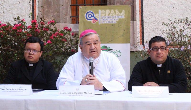 Garfias Merlos invita a mantener la esperanza y a no caer en confrontaciones, pero también hace un llamado a la civilidad y la paz