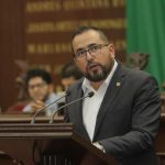 """Humberto González dijo """"mantener la apuesta por la polarización y el desencuentro no puede ser ruta de gobierno, optar por la confrontación institucional debilita al Estado Mexicano y atenta contra la lucha histórica de esta nación para su construcción"""""""