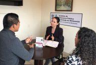 Nava Cervantes aseguró que el proyecto piloto inicia sólo en la capital del estado, pero de acuerdo con los resultados obtenidos durante esta fase, el Departamento de Mediación podría expandirse a las 10 regiones