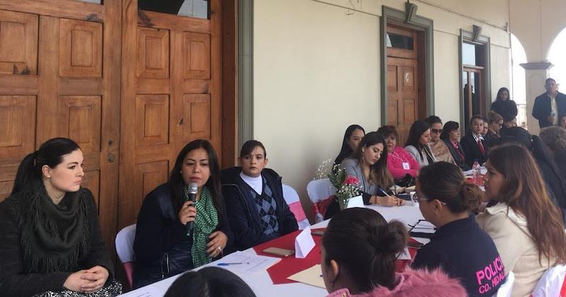 Suma esfuerzos Seimujer para prevenir violencia de género en la Región Oriente