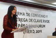 El Poliforum Colegio de Morelia recibió clave RVOE