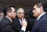 Silvano Aureoles asistió este lunes a la inauguración de la Semana de Campeche en España