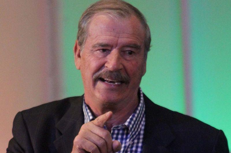 No es la primera vez que el ex presidente critica a López Obrador, quien fue jefe de Gobierno cuando el guanajuatense era mandatario