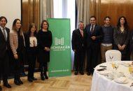 En un año creció 18% afluencia de turistas españoles en la entidad, destaca secretaria de Turismo, Claudia Chávez